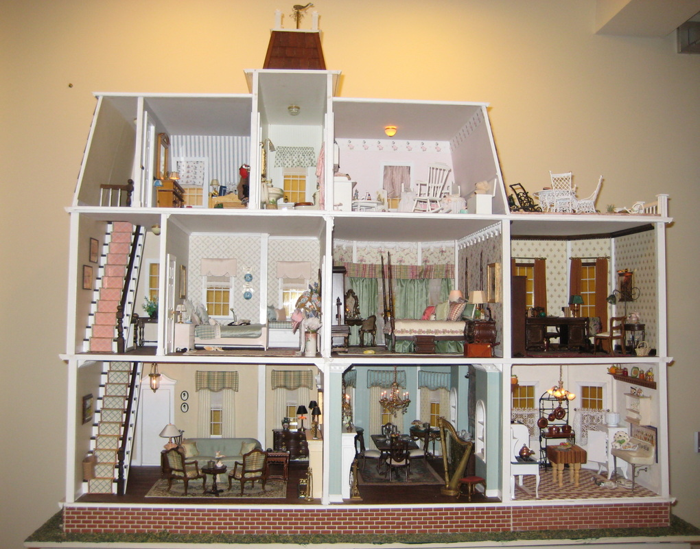 Collector s corner collector s corner miniature dollhouse sale